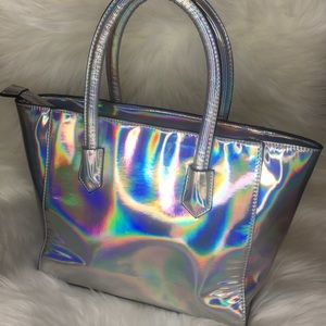 Forever 21 Holographic purse